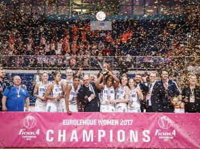 Zībarts un Kurska raksta vēsturi: 18-0 un pirmais Eirolīgas tituls