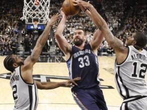 """Vai """"Grizzlies"""" atradīs pretlīdzekli pret Bertāna """"Spurs""""?"""