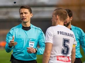 Treimaņa brigāde tiesās UEFA Jaunatnes līgas pusfinālu