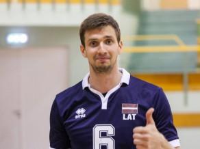 """Saušs: """"Latvijas volejbola izlase ir finālturnīra līmenī"""""""