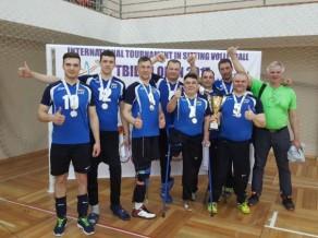 Latvijas sēdvolejbola izlase piedalīsies prestižā turnīrā Sarajevā