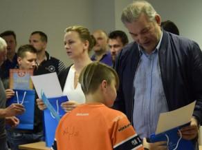 Rīgā noslēgusies Tretjaka skolas vasaras treniņnometne