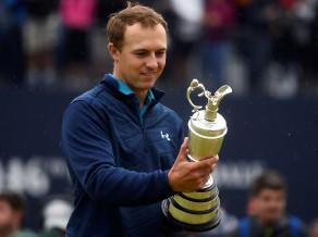 """Spīts saņemas pēc lielas kļūdas un ar fantastisku finišu izcīna """"Open"""" titulu"""