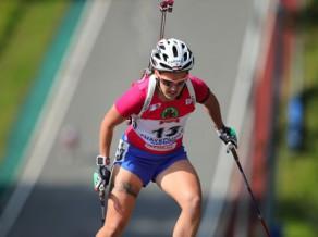 Bendikai piektā vieta pasaules čempionātā vasaras biatlonā