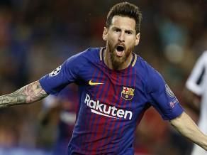 "Barselona un neapturamais Mesi pārliecinoši uzveic ""Juventus"""