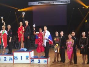 Latvijai 8.vieta pasaules čempionātā 10 dejās