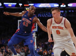 NBA piekrīt Porziņģim – pret viņu pēdējā minūtē tika pārkāpti noteikumi