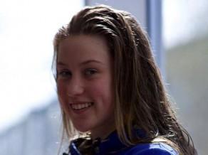 Talantīgā Maļuka Latvijas čempionātu sāk ar jaunu valsts rekordu