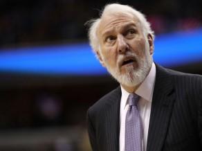 """""""Spurs"""" un NBA sēro par trenera Popoviča sievas aiziešanu mūžībā"""
