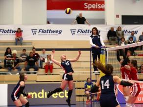 U19 Latvijas volejbolistes EČ kvalifikācijā turpina ar sagrāvi pret Vāciju