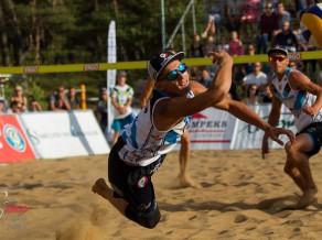 """""""ERGO Open 2018"""" pārceļas uz Jūrmalas smiltīm"""