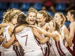 Latvijai vēsturisks panākums – divas komandas Pasaules U19 kausā