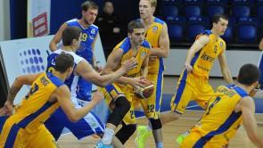 """""""Ventspils"""" pārliecinoši uzvar BK """"Saldus"""""""