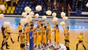 """BK """"Ventspils"""" iekļūst FIBA Eiropas kausa nākamajā kārtā"""
