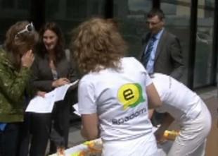 Video: Sieru degustācijas konkursā pārliecinoši labāks daiļais dzimums