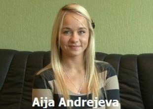 """Video: """"Aiša jau ir aizgājusi""""-  Aija Andrejeva intervijā par ģimeni, labdarību, šoviem un gaidāmo koncertuzvedumu """"Grāmatzīmes"""""""