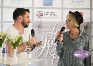 Video: Laima Vaikule jau otro gadu aicina uz muzikāliem randiņiem Dzintaros