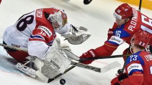 Čehija atstāj sausā Krieviju, uzvaras vārti Kundrātekam