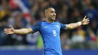 Francija gūst trīs lieliskus vārtus, taču tikai 90. minūtē izrauj uzvaru