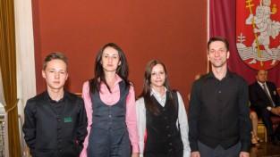 Snūkeristes Vasiļjeva un Prisjažņuka - Eiropas vicečempiones