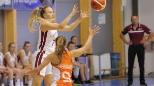 U18 meitenes Eiropas čempionātu sāk ar Nīderlandes sagraušanu
