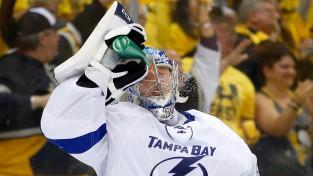 """Vasiļevskis: """"Labāk sēdēšu uz soliņa NHL, nevis braukšu uz KHL"""""""