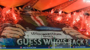 """""""Legia"""" huligānu dēļ Madrides """"Real"""" spēle Varšavā varētu notikt pie tukšām trībīnēm"""