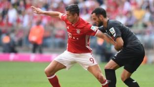 """Rudņevam pāris minūtes, Ķelne atņem punktus """"Bayern"""""""