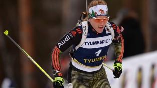 N.Horhlere aizbēg no Dālmeieras un Koukalovas un uzvar masu startā