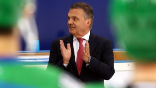Fāzels paliks IIHF prezidenta amatā līdz 2021. gada septembrim