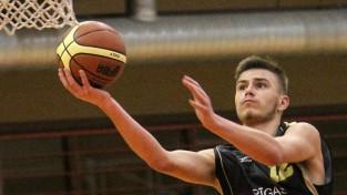RTU spēlētājs Kārlis Helmanis pieteicies NBA draftam