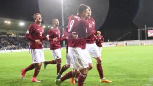 FIFA rangs: Latvijai rekordkāpums un 129. pozīcija
