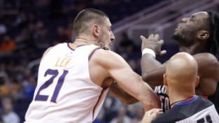 Ukrainas kandidātos naturalizētais Džeters, formāli izsaukts arī NBA centrs Leņs