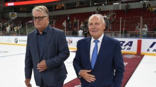 """Ziemas klasika arī Rīgā: """"Dinamo"""" 20. janvārī spēlēs zem klajas debess"""