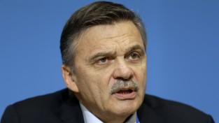 IIHF apstiprina, ka Latvijas vēstules dēļ izvērtēs PČ 2021 rīkošanas riskus Minskā