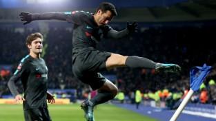"""FA kauss: """"Southampton"""" izslēdz sensācijas autori, """"Chelsea"""" papildlaikā pieveic Lesteru"""