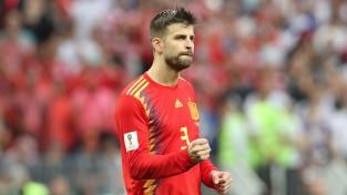 Fanu izsvilptais Pikē apstiprina lēmumu beigt karjeru Spānijas izlasē
