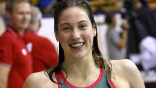 Maļuka labo Latvijas rekordu 200 metru kompleksajā peldējumā