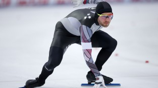 Silovs ar savu labāko rezultātu šosezon izcīna 12. vietu 1500 metros B divīzijā
