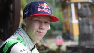 """Latvijā karjeru sākušais Rovanpera vienojies ar """"Toyota"""" WRC komandu"""
