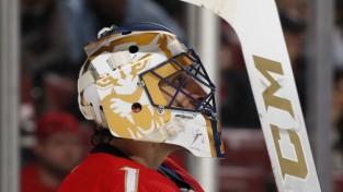 Karjerai punktu liek Luongo, trešais visu laiku uzvarām bagātākais NHL vārtsargs