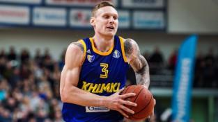 "Timma ""Khimki"" debitē ar 17 punktiem un uzvaru Tallinā"
