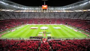 Uz Latvijas spēli Varšavā gaidāmi 50 tūkstoši līdzjutēju - Polijā sūdzas, ka maz