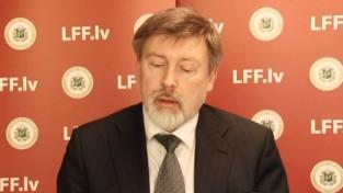 """LFF valdes loceklis: """"Statūtu izmaiņas plāno tādēļ, ka Gorkšs nejūtas droši"""""""
