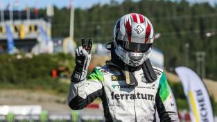 Marklunds saņem diskvalifikāciju, Baumanim pirmais goda pjedestāls Pasaules RX