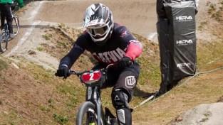 Lisovskis izcīna otro vietu pasaules BMX čempionātā krūzeru klasē