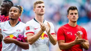 """Verners paraksta jaunu līgumu ar """"Leipzig"""" un pēc tam iesit vārtus pret """"Eintracht"""""""
