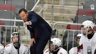 """Sorokins: """"Cerams, ka šodien Rīgā NHL skautu blociņos kaut kas tika ierakstīts"""""""