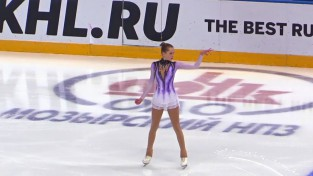 Daiļslidotāja Lāce 20. vietā pēc pasaules junioru čempionāta īsās programmas