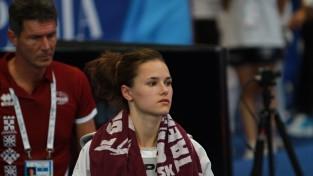 Inese Tarvida dramatiski zaudē Eiropas čempionāta ceturtdaļfinālā